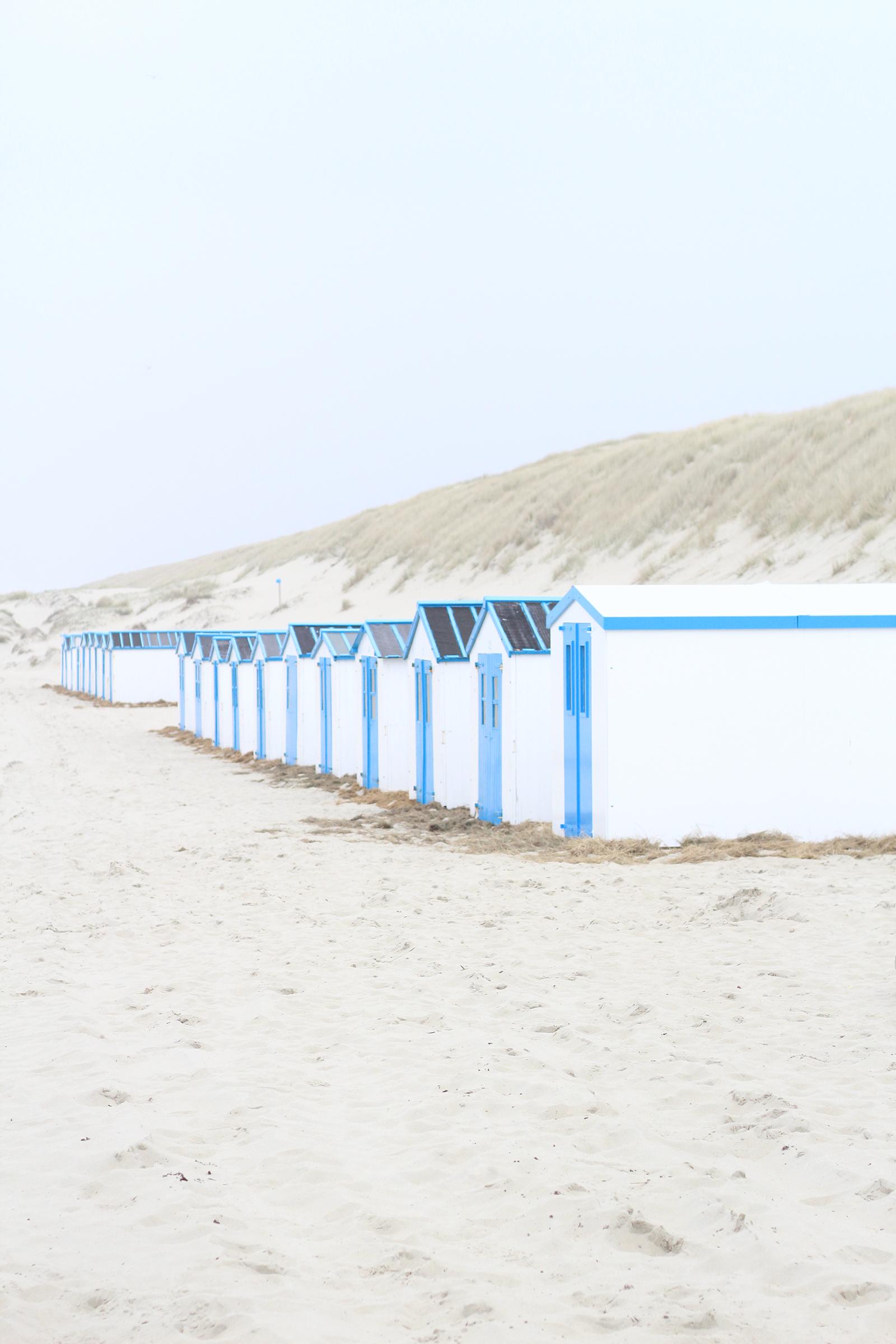 Uitwaaien op Texel